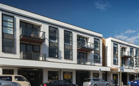 firmans arms multi unit new zealand architects